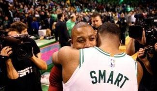 Isaiah Thomas vuelve Boston: ovación, derrota, abrazos y sensaciones