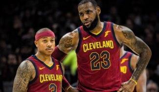 Isaiah Thomas vive un emotivo debut en Cleveland: ovación y destellos
