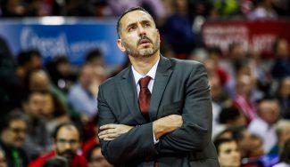 Jota Cuspinera deja de ser el entrenador del Tecnyconta Zaragoza