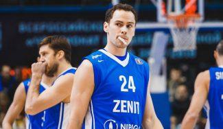 Kuric, de dulce: lidera al Zenit con la mejor anotación de toda su carrera