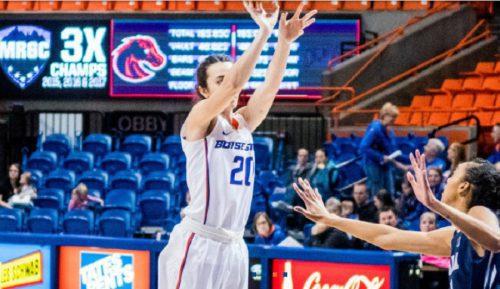 Marta Hermida encabeza a nuestras campeonas de conferencia en la NCAA