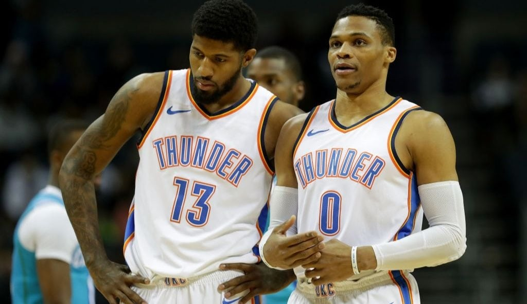Westbrook critica que Paul George no vaya al All-Star: «Es indignante»