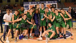 Adidas NGT de L'Hospitalet. La Penya bate al Barça y se lleva el título; Samanic, MVP