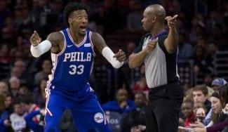 La NBA anuncia un plan para mejorar la relación de jugadores y árbitros