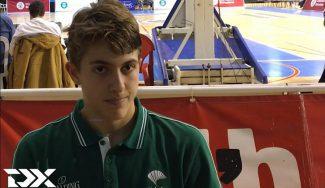 Habla Alessandro Scariolo: perfil como jugador, consejos paternos y futuro en USA