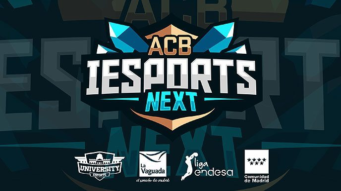 Nace IESports ACB Next: liga eSports de institutos de la Comunidad de Madrid