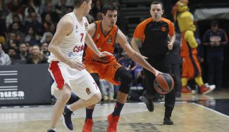 Abalde dinamita al líder CSKA con un triple: Itoudis acaba descalificado