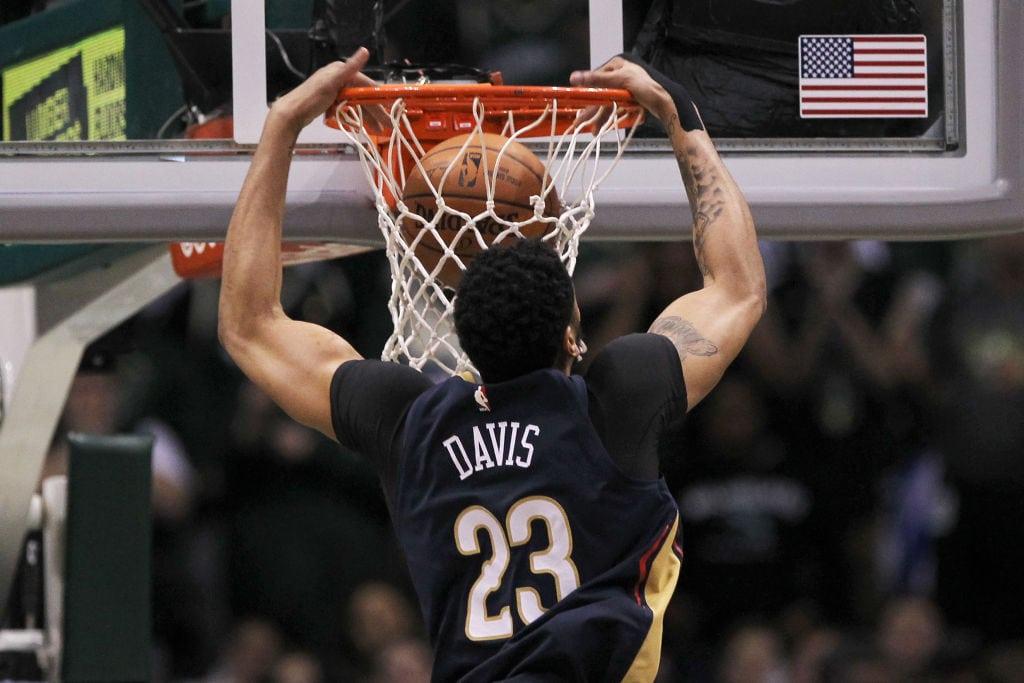 La lotería del 'draft' frustra el plan de los Knicks para fichar a… ¡Anthony Davis!