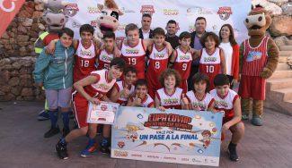 La Copa COVAP recuerda en Almería los beneficios del deporte en edad escolar