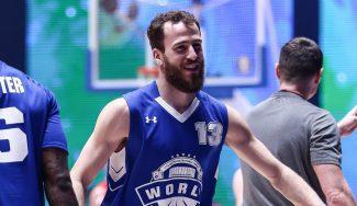El Chacho regala la mejor asistencia del All-Star de la VTB: a tablero