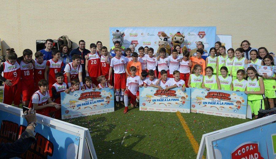 La Copa COVAP de Sevilla destaca el papel fundamental de los entrenadores