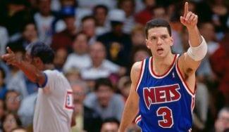 Los Brooklyn Nets homenajean la memoria de Drazen Petrovic