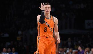 Los Ángeles encumbra al 2º MVP europeo de los novatos en el All-Star