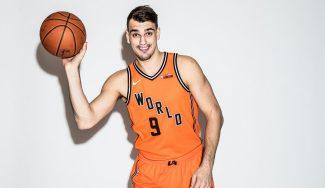 """Dario Saric: """"El baloncesto europeo está ahora en su nivel más alto"""""""