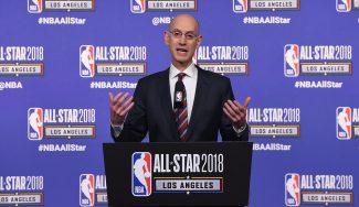 Las nuevas ideas de Silver para la NBA: All-Star, 'playoffs' y expansión