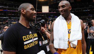 Irving pidió consejo a Kobe antes de su traspaso: la lección que le inspiró