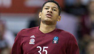 Karim Jallow aprovecha sus minutos en Eurocup: brutal mate de la perla alemana