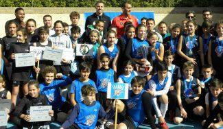 Novaschool, campeón de la Liga Jr NBA-FEB en Málaga: dos protagonistas de lujo