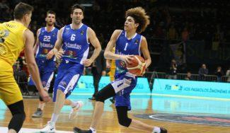 Los Ball, titulares en el Vytautas tras la rajada de su padre: el equipo gana