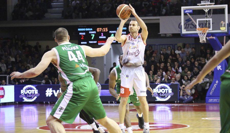 Llompart, decisivo en la Eurocup: sella el pase a cuartos del Reggio