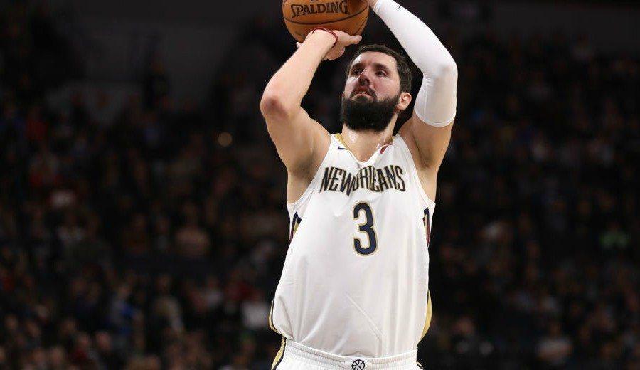 """Mirotic debuta en los Pelicans con un doble-doble: """"Me lo pusieron fácil"""""""