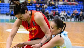España, líder única tras ganar a Ucrania: triunfo con sólo dos triples