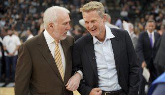 Un 'espía ruso' en los Spurs: anécdota Kerr-Popovich tras su encuentro