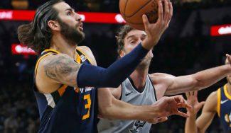 Ricky se exhibe ante Pau: tumba a los Spurs con su récord anotador NBA
