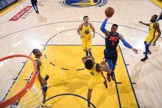 Pachulia, en el centro de la polémica: ¿Intentó lesionar a Westbrook?