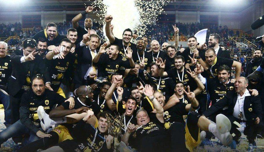 Un ex NBA tumba al Olympiacos en la final de Copa: sorpresa del AEK
