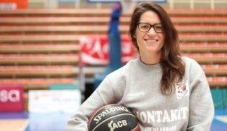 Anna Montañana, al Fuenla: primera mujer en un cuerpo técnico ACB