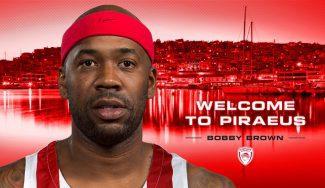 De los Rockets al Olympiacos: Bobby Brown regresa a Europa