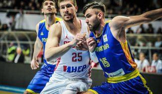 Cate lidera la sorpresa de Rumanía en Croacia: doble-doble y espectáculo