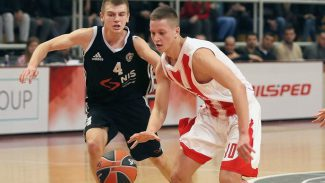 El Estrella Roja vence el ANGT de Belgrado con paliza al Partizán