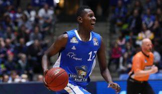 Isaac Bonga llama a la puerta de la NBA: su mejor partido en Alemania