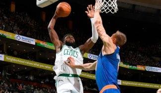 Póster a Porzingis: los Knicks caen ante un triple-doble histórico