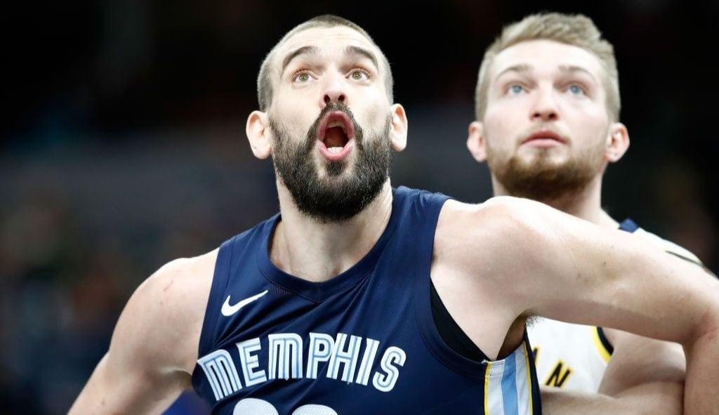 """El técnico de Memphis destaca la actitud de Marc: """"Enseña a los jóvenes"""""""