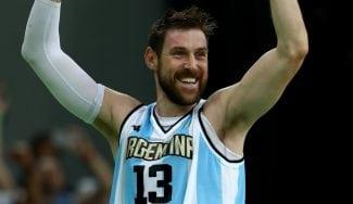 Homenaje de Argentina a Nocioni: ceremonia para retirar su número 13