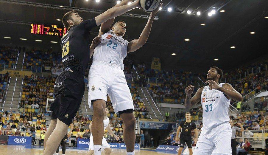 Doncic y Rudy lideran al Madrid a otra final de Copa: Tavares intimida
