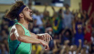 Varejao brilla en la victoria ante Chile: detallazo de Brasil con Splitter