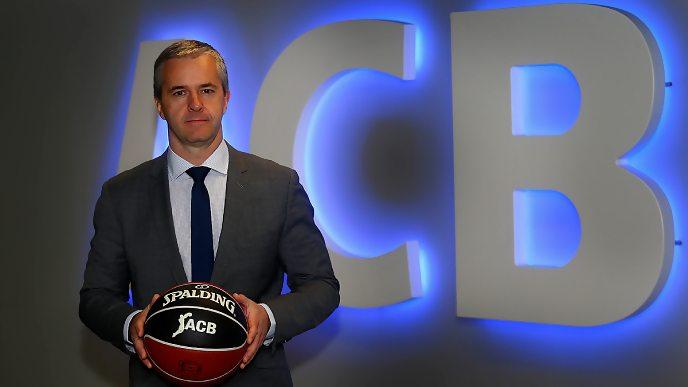 José Miguel Calleja es nombrado nuevo Director General de la ACB