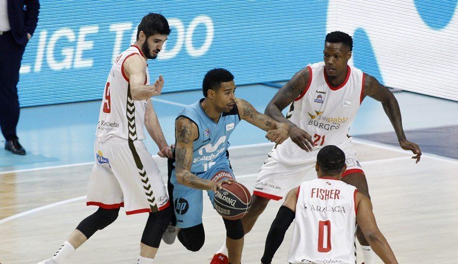 Diego Epifanio critica la dureza del Burgos tras recibir 100 puntos