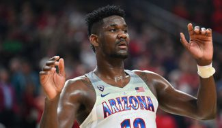 Deandre Ayton ya era imparable en su etapa de instituto