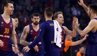 Euroliga. El Barça se pasea en El Pireo y Feldeine condena al Valencia