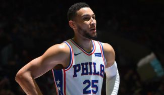 Ben Simmons se autoproclama 'Rookie of the Year'
