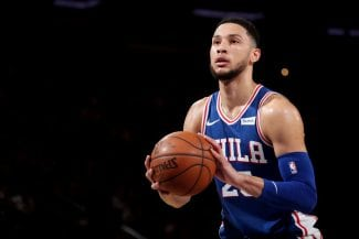 Ben Simmons entra en el club para novatos de Robertson y Magic Johnson