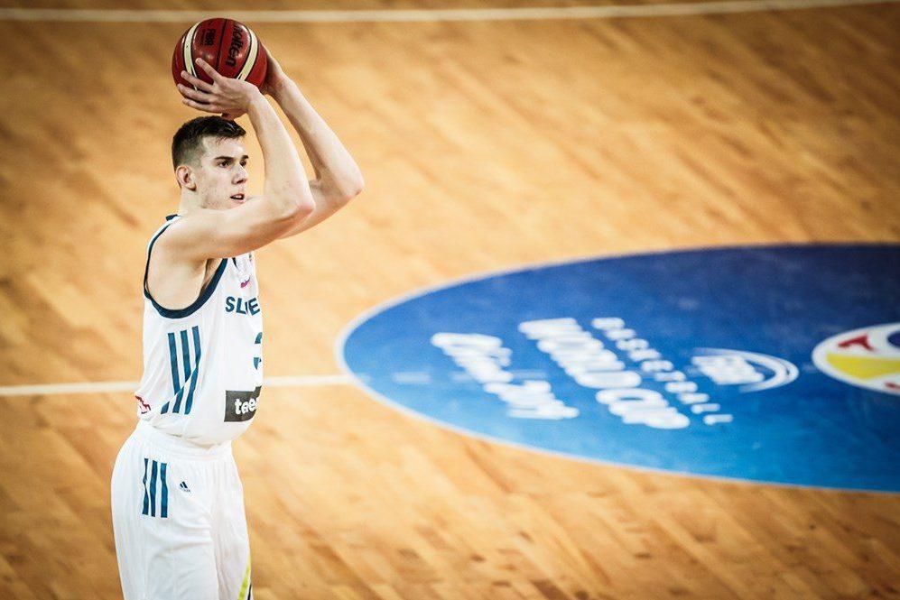 Un campeón del Eurobasket y futurible NBA para el San Pablo Burgos