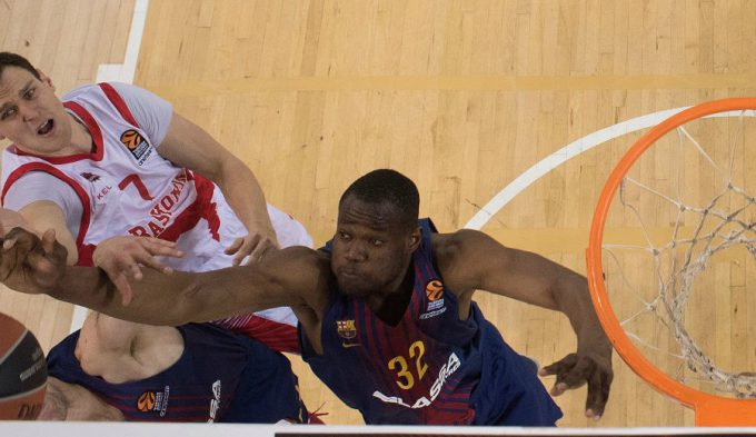Pesic destaca la actuación de Atoumane Diagne en su debut en Euroliga