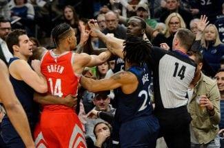 Chris Paul pagará cualquier multa a su compañero por defenderlo en una tangana
