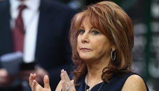 Nancy Lieberman, nuevamente pionera del baloncesto femenino